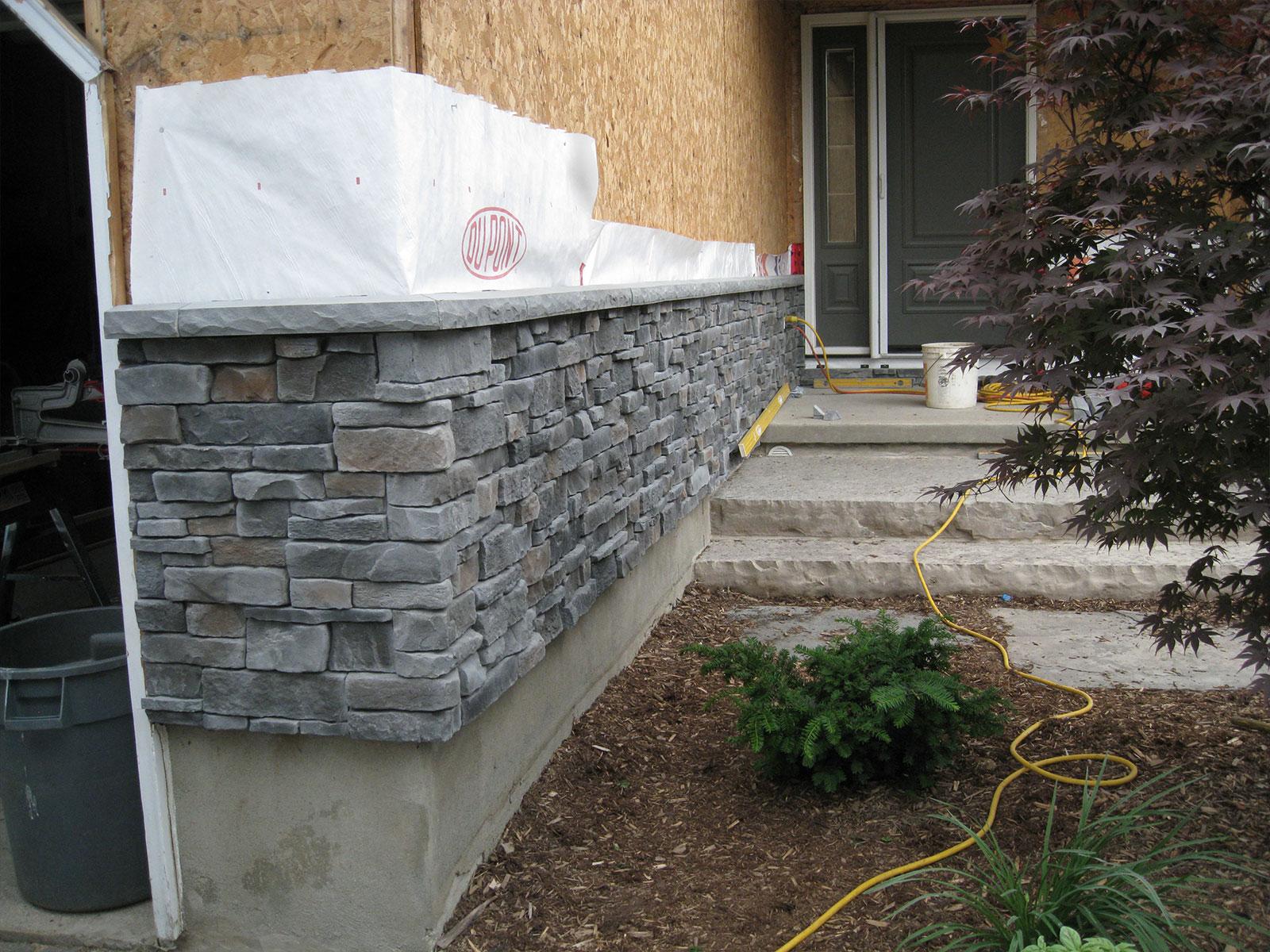 Fusion Stone Installation