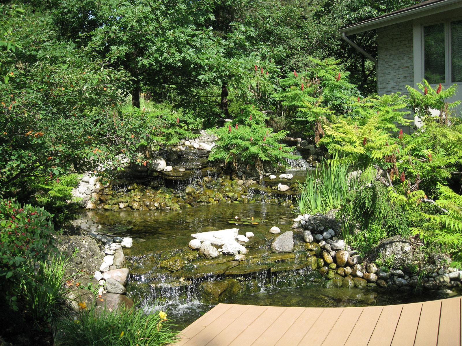 Water Features Chris Bradley Landscape Group