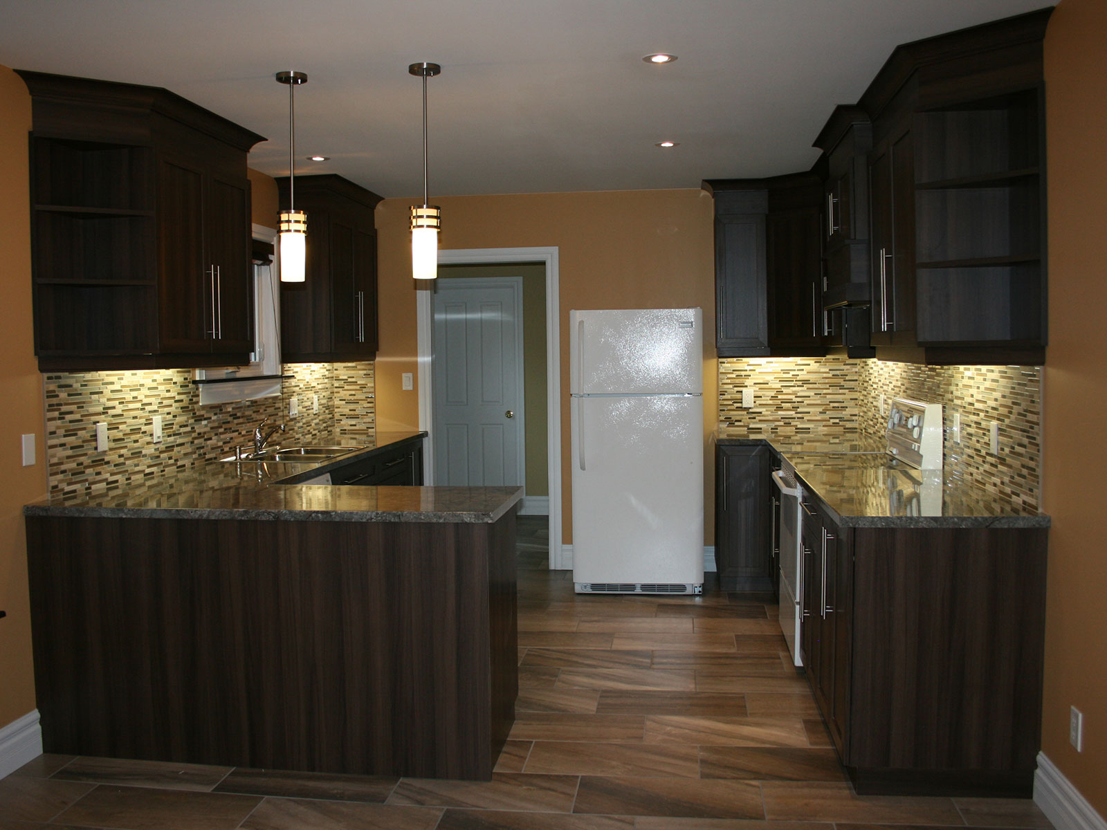 Durable Investment Property Kitchen
