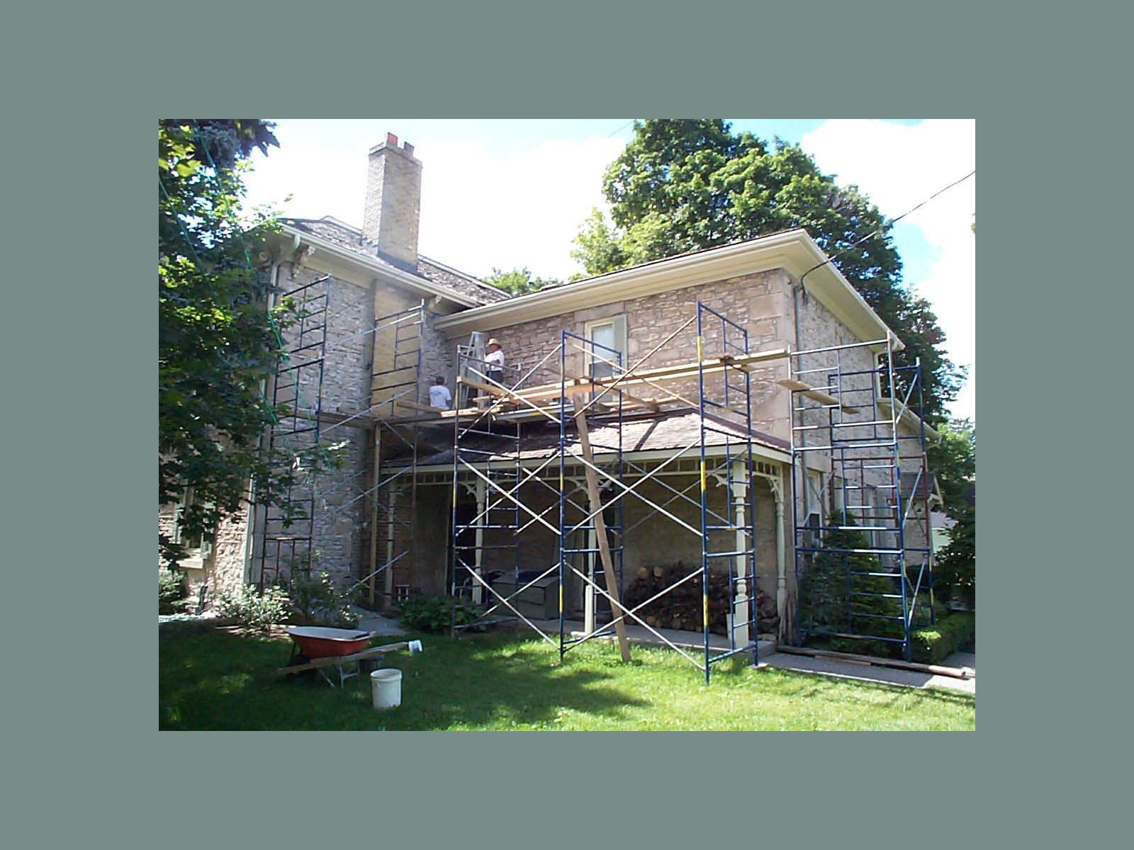 Guelph Yellow Stone Building Restoration